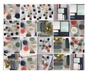 Porcelaine & Grès coloré dans la masse